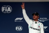F1: Hamilton en piste au GP des États-Unis pour une cinquième étoile