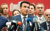 Macédoine: le Parlement vote le début du processus pour changer de nom