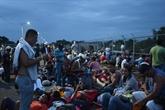 Honduras: manifestation à Tegucigalpa en solidarité avec la