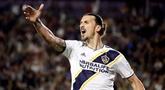 MLS: Ibrahimovic (Galaxy) confiant avant le match capital contre Minnesota