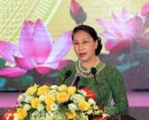 Célébration des 60 ans de la visite du Président Hô Chi Minh à Bac Ninh
