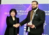 Ville intelligente: une Vietnamienne primée à un concours international