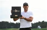 Golf: Koepka s'impose à la CJ Cup et devient No1 mondial