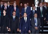 Le PM multiplie les rencontres lors des événements liés au Sommet P4G