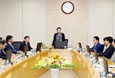 La présidente de l'Assemblée nationale travaille à Bac Ninh