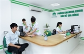 Des cabinets du médecin de familles dans les quartiers résidentiels