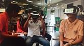 La réalité virtuelle intéresse les jeunes