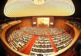 Ouverture de la 6e session de la XIVe législature de l'Assemblée nationale