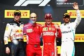 GP des États-Unis: Räikkönen s'impose, le sacre d'Hamilton retardé