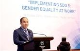 Dialogue ASEAN - UE sur l'égalité des sexes, l'autonomisation des femmes et filles
