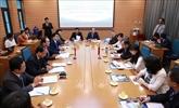 Hanoï et Shanghai partagent leurs expériences dans les activités du Conseil populaire