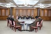 La R. de Corée, la RPDC et l'ONU décident de retirer les armes à feu et les postes de garde de la JSA