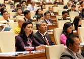 Les députés de l'AN optimistes sur la situation socio-économique