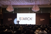 Philippe Starck, légende mondiale du design au Vietnam