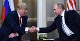Un nouveau sommet Trump-Poutine n'est pas exclu