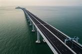 Xi Jinping annonce l'ouverture du pont Hong Kong-Zhuhai-Macao
