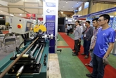La Foire industrielle internationale du Vietnam 2018 à Hanoï