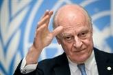 L'émissaire de l'ONU pour la Syrie attendu à Damas