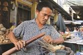 Les Bouddhas en racines de bambou