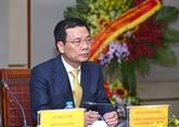 Nguyên Manh Hùng nommé ministre de l'Information et de la Communication
