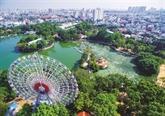 Des promotions au parc culturel Dâm Sen