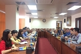 Une délégation syndicale biélorusse au Vietnam