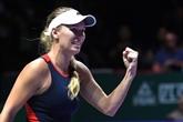 Masters dames: Wozniacki jouera sa place en demies devant Svitolina
