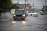 Des dégâts matériels mais pas de victimes après le passage de l'ouragan Willa