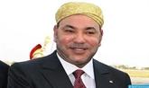 Le Roi du Maroc félicite le président vietnamien Nguyên Phu Trong