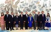 La Chine prend en haute considération le rôle central de l'ASEAN