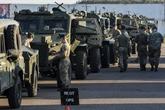 L'OTAN montre ses muscles à la Russie avec des manœuvres géantes