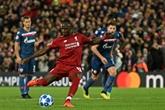 Ligue des champions: Liverpool rassuré, l'Atlético coulé