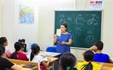 Programme spécial de formation de professeurs de japonais au Vietnam