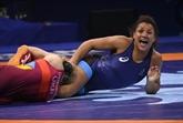 Mondiaux-2018 de lutte: Larroque médaillée d'argent, à 20 ans