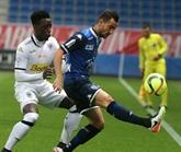 Fraudes dans le foot belge: un joueur écroué, une première dans l'enquête