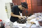 Coopération dans la conservation des objets antiques: six ans déjà