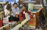 Une foire internationale de l'industrie du bois s'ouvre à Binh Duong