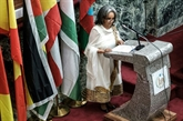 Sahle-Work Zewde élue première femme présidente du pays par le Parlement