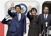Chine: Le Premier ministre japonais à Pékin pour une visite officielle
