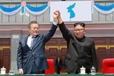 La R. de Corée s'efforcera de déclarer la fin de la guerre de Corée en 2018