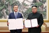 Les deux Corées complètent le désarmement de la zone de sécurité commune