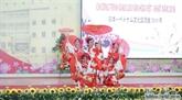 Un échange culturel pour resserrer les liens d'amitié vietnamo-japonais à Trà Vinh