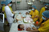 Épidémie de maladies contagieuses infantiles dans tout le pays