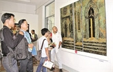 Démarrage de la 5e édition de la Biennale des beaux-arts des jeunes
