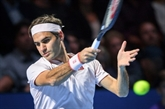 Tennis: Federer à un match de sa 12e finale à Bâle en 12 participations