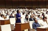 6e session de l'AN: les députés poursuivent les débats sur la situation socio-économique
