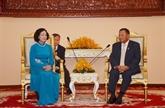 Le Vietnam et le Cambodge renforcent leurs liens politiques et parlementaires