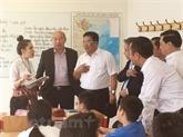 Récompense des élèves et étudiants vietnamiens en République tchèque