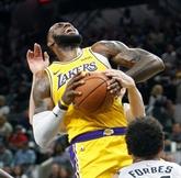 NBA: LeBron James devient le 6e meilleur marqueur de l'histoire
