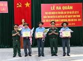 Poursuite de la recherche des restes des soldats vietnamiens tombés au Cambodge